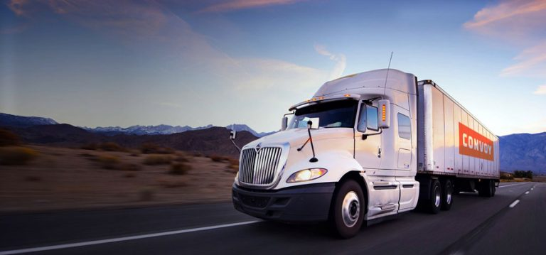 Convoy Trucking App Takes On The Digital Freight Industry