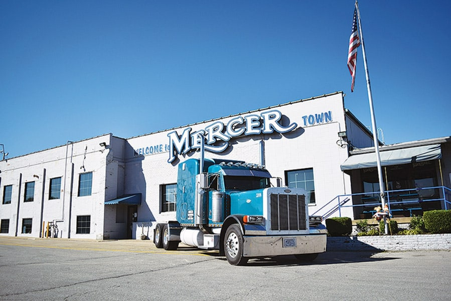 Mercer Trucking