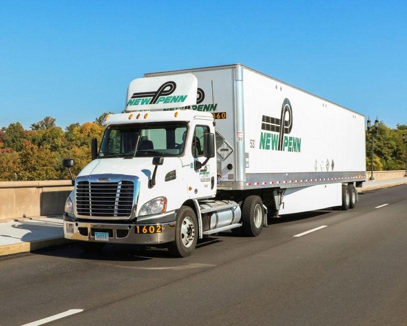 new penn trucking