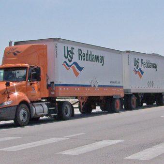 USF Reddaway Trucking Pay