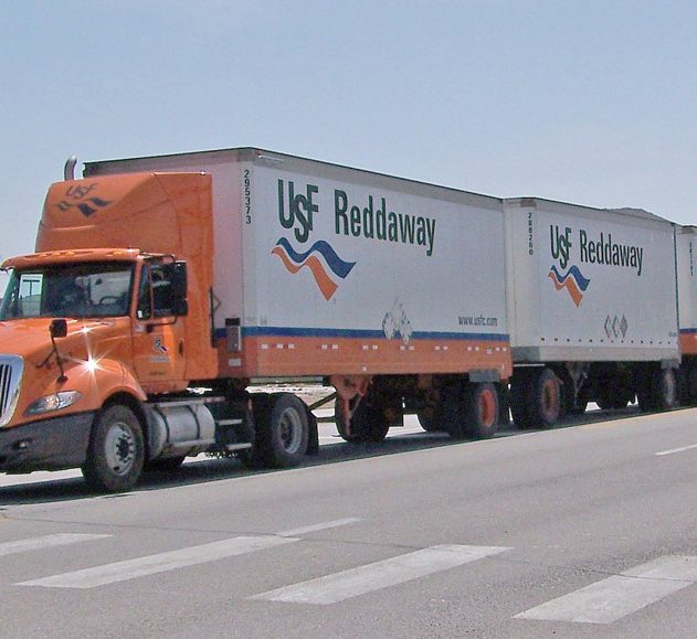 USF Reddaway Trucking Pay