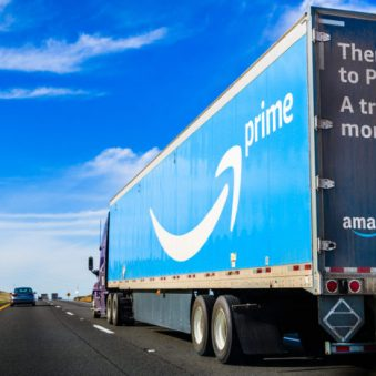 amazon truck driver pay & benefits