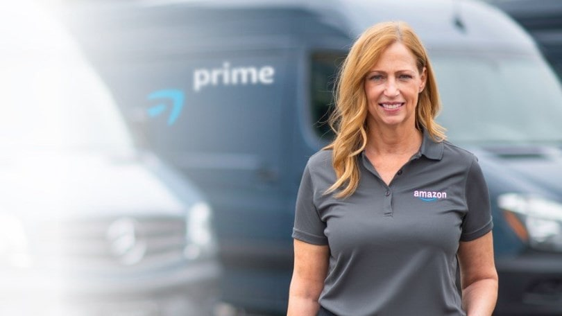 How Much Do Amazon Truck Drivers Make?