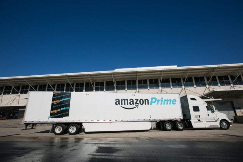 Amazon Relay Load Board