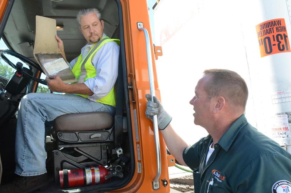 hazmat truck driver salary & jobs