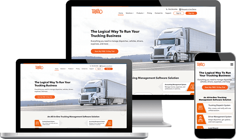 TruckLogics Trucking Software Solutions