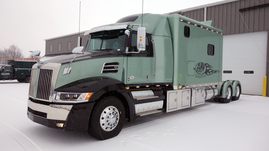 What Are the Best Custom Truck Sleeper Cabs?