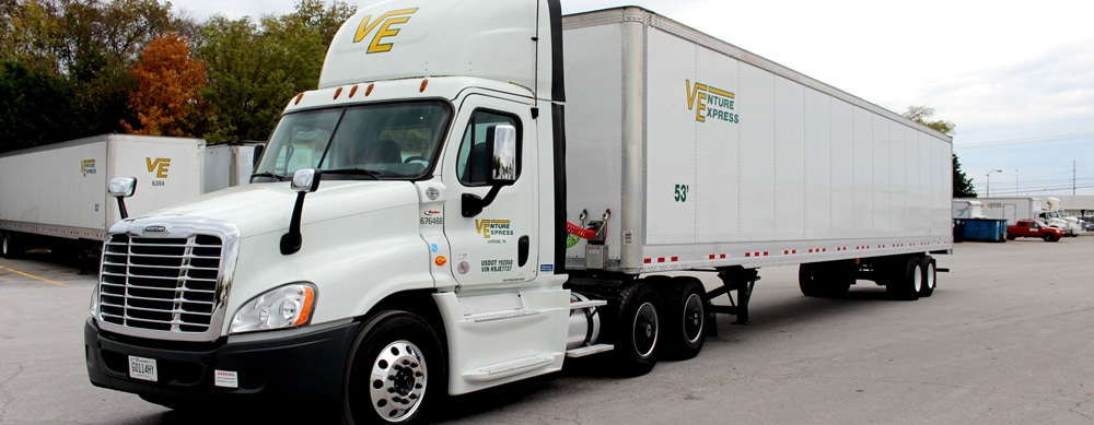 venture express driver central