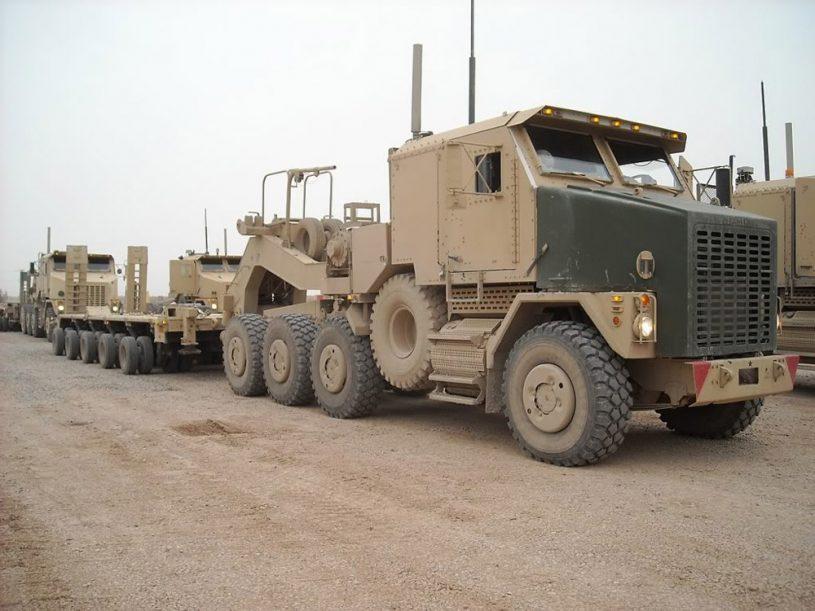 88mos Motor Transport Operator