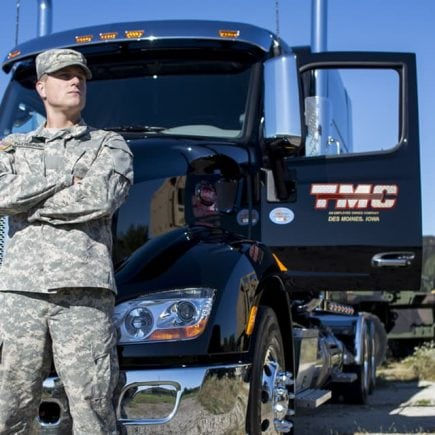 What Are The Top Trucking Companies for Veterans