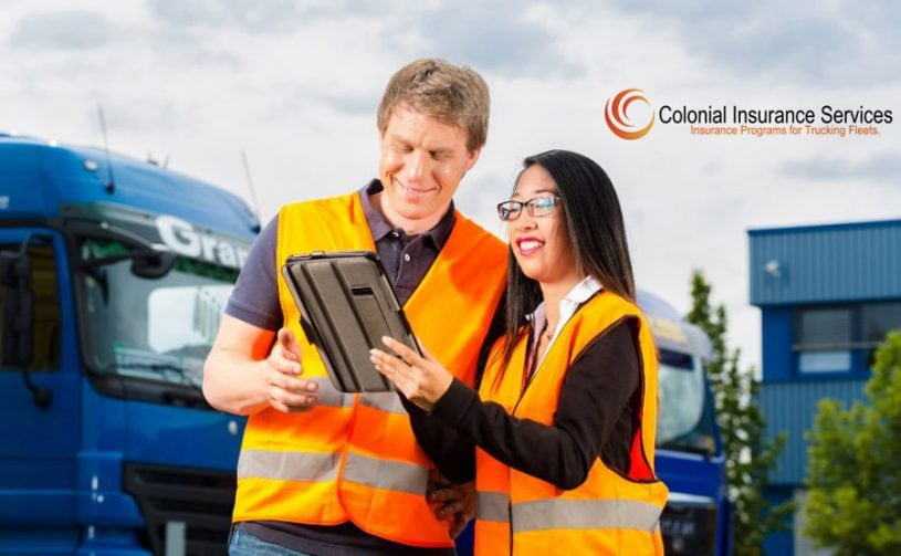 Colonial Insurance Coverage For Trucks & Fleets