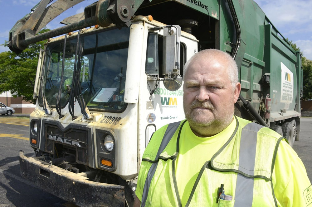 Waste Management Driver