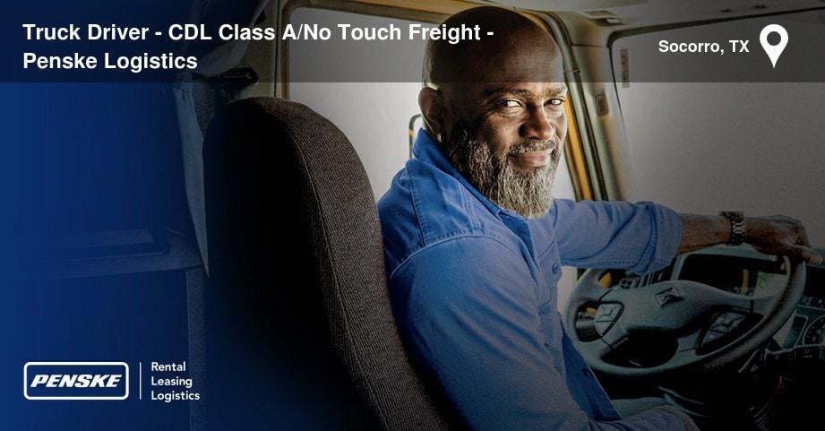 Penske Logistics Driving Jobs Pay