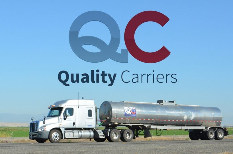Quality Carriers Driving Jobs