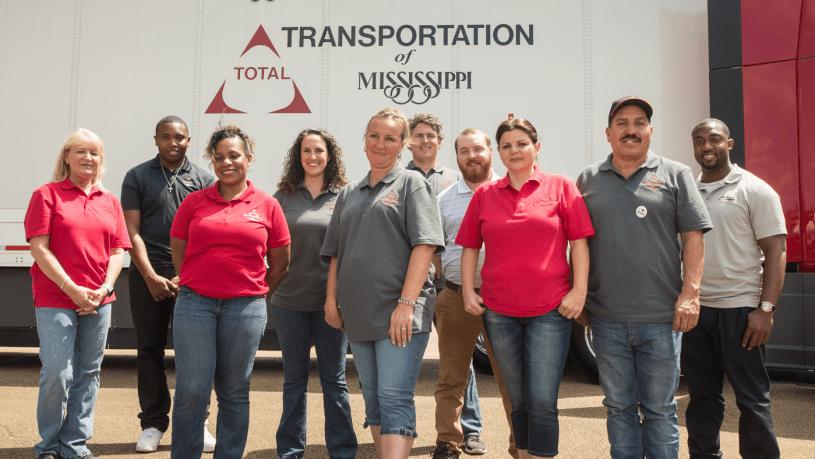 Total Transportation of Mississippi