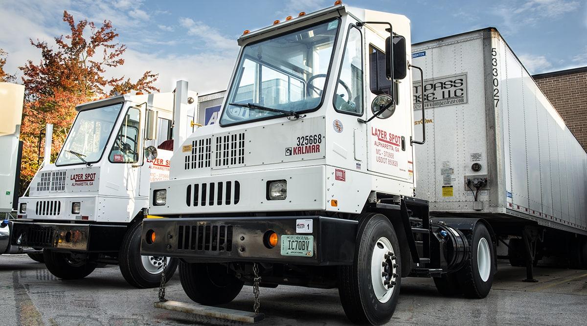 Lazer Spot Trucking